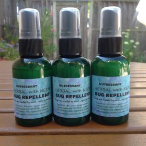 bug repellant spray nutressant