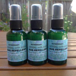 bug repellant spray nutressant