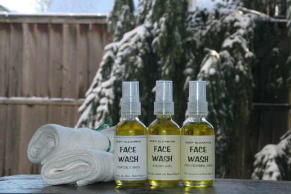 nutressant face wash product