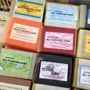 nutressant bar soaps